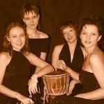 Женский джаз в исполнении коллектива «Леди Джаз»